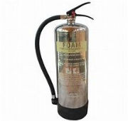 FIRECHIEF PXF9 - XTRF9SS 9L Foam Extinguisher Stainless Steel